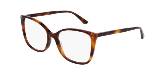 Gucci brillen GG0026O