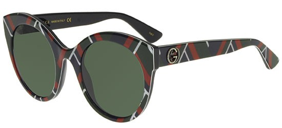 Gucci GG0028S RED BLUE/GREEN