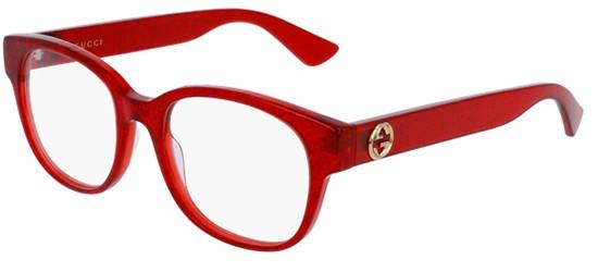 Gucci GG0040O GLITTER RED