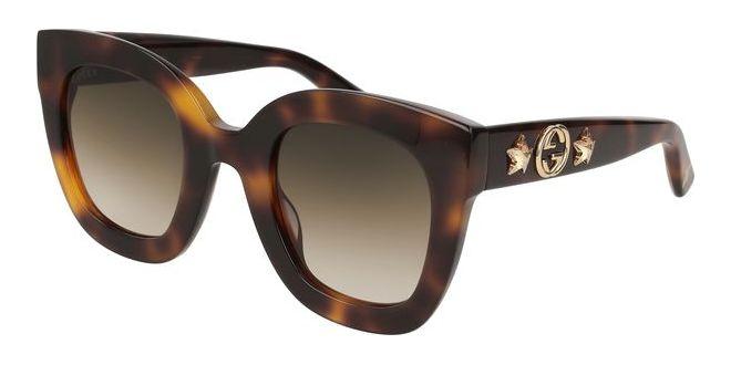 Gucci zonnebrillen GG0208S