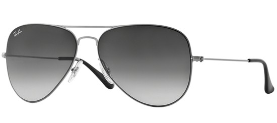 AVIATOR FLAT METAL RB 3513