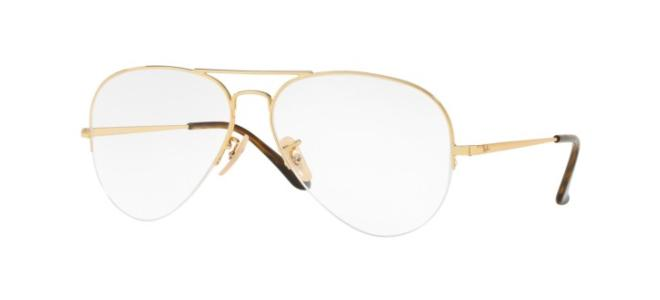 Ray-Ban briller AVIATOR GAZE RX 6589