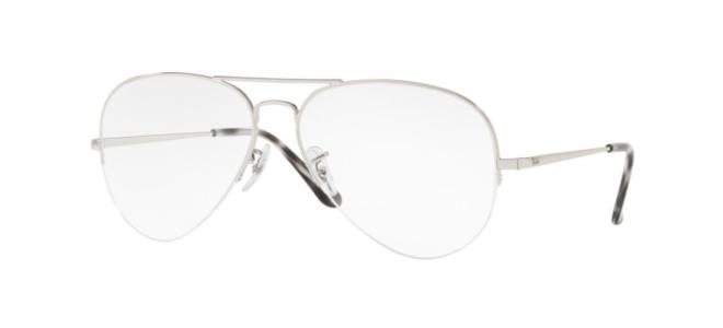 Ray-Ban eyeglasses AVIATOR GAZE RX 6589