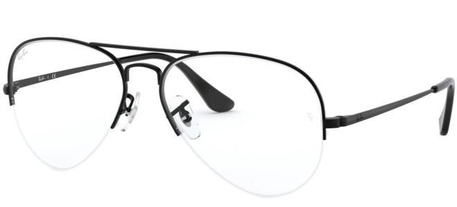 Ray-Ban eyeglasses AVIATOR GAZE RX 6589
