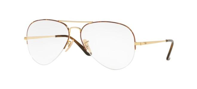 Ray-Ban AVIATOR GAZE RX 6589