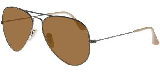 AVIATOR LARGE METAL DISTRESSED RB 3025