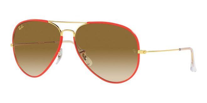 Ray-Ban sunglasses AVIATOR LARGE METAL RB 3025JM