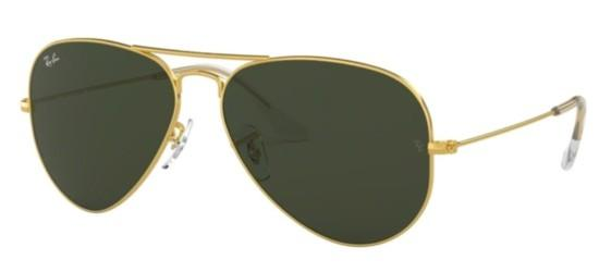 Ray-Ban Aviator Large Metal Rb 3025 unisex Sunglasses online sale defdbe4d25