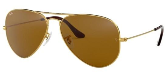 Ray-Ban Ray-Ban AVIATOR LARGE METAL RB 3025 GOLD/BROWN