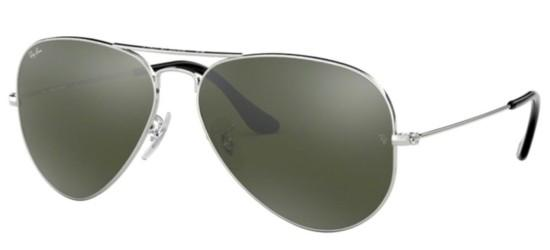 Ray-Ban Ray-Ban AVIATOR LARGE METAL RB 3025 SILVER/SILVER MIRROR