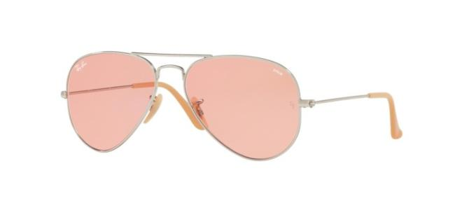 Ray-Ban solbriller AVIATOR LARGE METAL RB 3025 EVOLVE LENSES