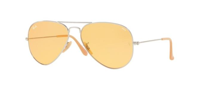 Ray-Ban AVIATOR LARGE METAL RB 3025 EVOLVE LENSES