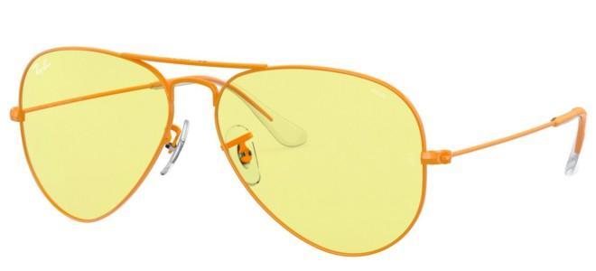 Ray-Ban sunglasses AVIATOR LARGE METAL RB 3025 EVOLVE LENSES