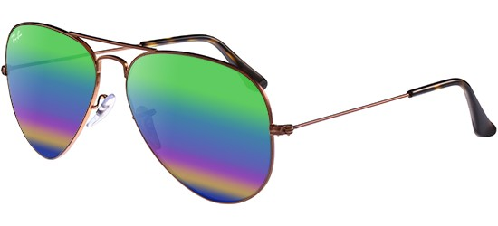 Ray-Ban AVIATOR LARGE METAL RB 3025 MINERAL LENSES