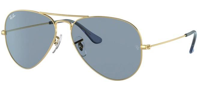 Ray-Ban sunglasses AVIATOR LARGE METAL RB 3025 TRUE BLUE COLLECTION