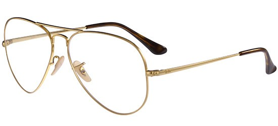 AVIATOR LARGE METAL RX 6489