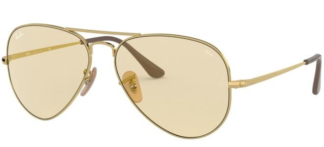 Ray-Ban solbriller AVIATOR METAL II RB 3689