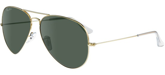 Ray-Ban solbriller AVIATOR SMALL RB 3044
