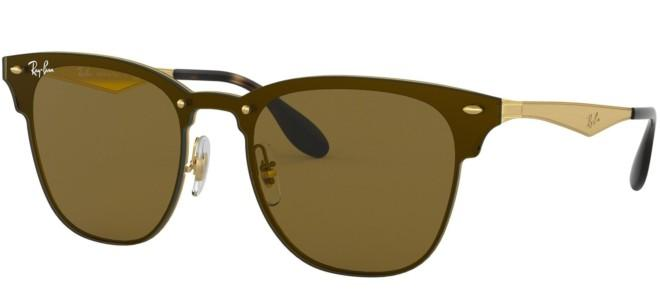 Ray-Ban solbriller BLAZE CLUBMASTER RB 3576N
