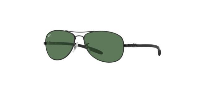 Ray-Ban solbriller CARBON FIBRE RB 8301