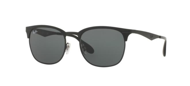 Ray-Ban sunglasses CLUBMASTER METAL RB 3538