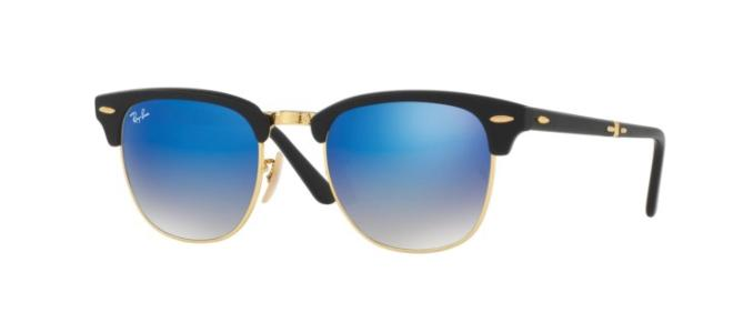 Ray-Ban solbriller CLUBMASTER RB 2176 FOLDING