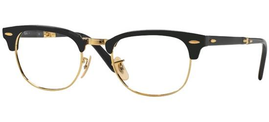 Ray-Ban eyeglasses CLUBMASTER RX 5334 FOLDING