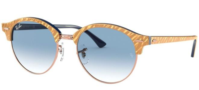 Ray-Ban solbriller CLUBROUND RB 4246