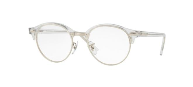 Ray-Ban eyeglasses CLUBROUND RX 4246V