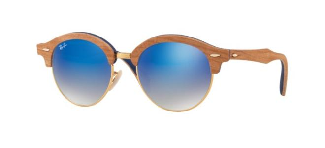 Ray-Ban CLUBROUND WOOD RB 4246M