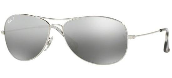 Ray-Ban solbriller COCKPIT RB 3562 CHROMANCE