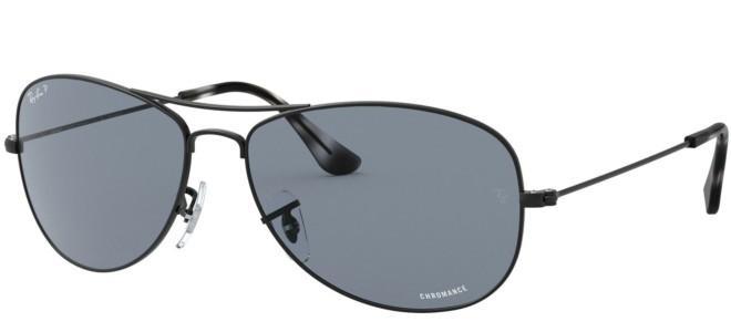 Ray-Ban solbriller COCKPIT RB 3562 CHROMANCE