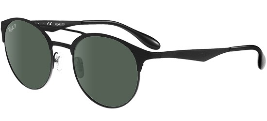 1c2df2455 Ray-Ban Double Bridge Rb 3545 | Óculos de sol Ray-Ban