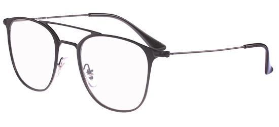 ray ban double bridge eyeglasses