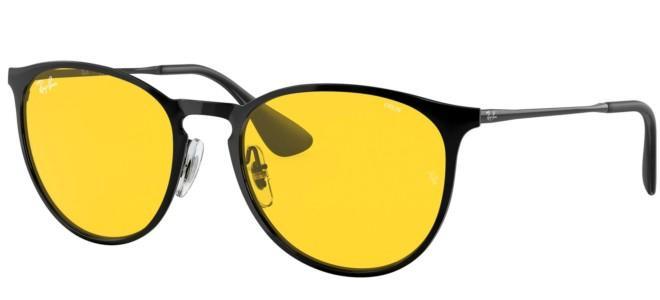 Ray-Ban solbriller ERIKA METAL RB 3539 EVOLVE LENSES