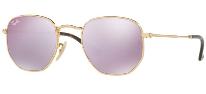 Ray-Ban sunglasses HEXAGONAL METAL RB 3548N