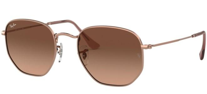 Ray-Ban solbriller HEXAGONAL METAL RB 3548N