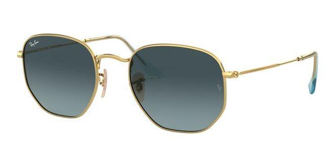 Ray-Ban sunglasses HEXAGONAL METAL RB 3548N