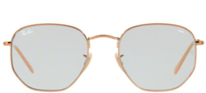 Ray-Ban HEXAGONAL METAL RB 3548N EVOLVE LENSES