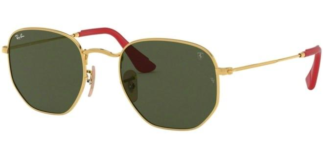 Ray-Ban HEXAGONAL RB 3548NM SCUDERIA FERRARI