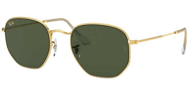 Ray-Ban solbriller HEXAGONAL RB 3548 LEGEND GOLD