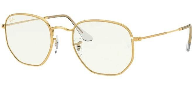 Ray-Ban zonnebrillen HEXAGONAL RB 3548 LEGEND GOLD