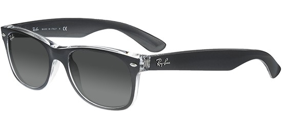 Ray-Ban solbriller NEW WAYFARER METAL EFFECT RB 2132