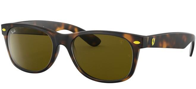 Ray-Ban solbriller NEW WAYFARER RB 2132M SCUDERIA FERRARI