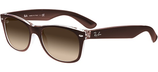 Ray-Ban NEW WAYFARER RB 2132 CHOCOLATE/BROWN SHADED