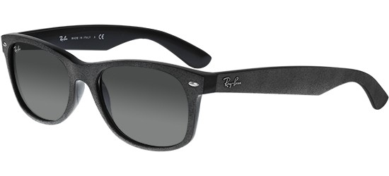 Ray-Ban NEW WAYFARER RB 2132 GREY ALCANTARA/GREY SHADED