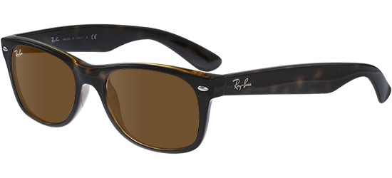 Ray-Ban NEW WAYFARER RB 2132 HAVANA/B-15 CLASSIC BROWN