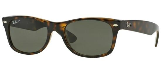 Ray-Ban NEW WAYFARER RB 2132 HAVANA/G-15 CLASSIC GREEN