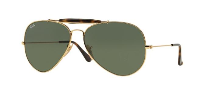 Ray-Ban solbriller OUTDOORSMAN II RB 3029