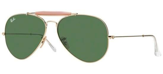 Ray-Ban zonnebrillen OUTDOORSMAN II RB 3029